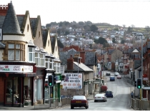 Picture of Old Colwyn High Street