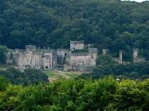Picture of A Derelict Welsh Castle - Gwrych Castle