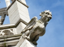 Picture of Gargoyle on the Marble Church