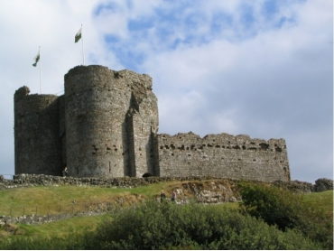 A Welsh Castle