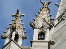 Picture of Crocketed Pinnacles on the Marble Church
