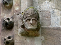 Picture of Head of Bishop