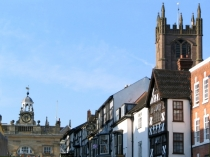 Picture of Broad Street Ludlow