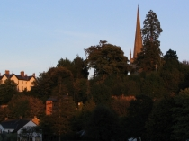 Picture of Ross-on-Wye Church