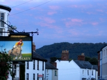 Picture of Horse and Jockey Ross-on-Wye