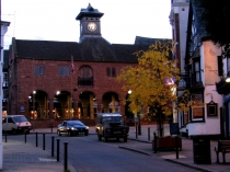 Picture of Broad Street,  Ross on Wye