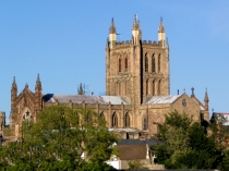 Picture of Hereford Cathedral