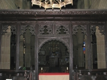 Picture of 15th Century Carved Screen