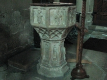 Picture of 15th Century Stone Font