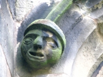 Picture of Welsh Church Stone Carving