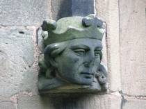 Picture of Henry Tudor Stone Carving