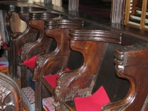 Picture of Misericords or Mercy Seats