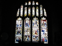 Picture of Stained Glass Window Gresford