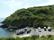 Picture of Porth Meudwy Fishing Harbour