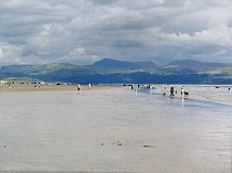 Picture of Morfa Bychan Beach