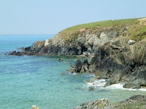 Picture of Headland at Porth Oer