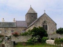 Picture of Penmon Priory Church