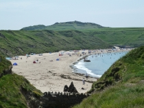 Picture of Whistling Sands Beach