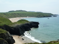 Picture of Secluded Cove on Llyn