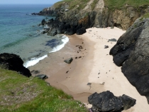 Picture of Secluded Cove at Porth Oer