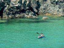 Picture of Kayaking on the Lleyn Peninsula