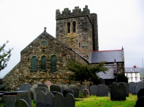 Picture of St Cadfan's Church