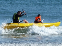 Picture of Watersports in Aberdaron