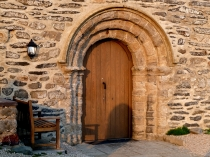 Picture of Norman Arched Door