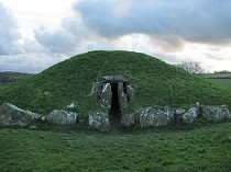 Picture of Bryn Celli Ddu Burial Chamber