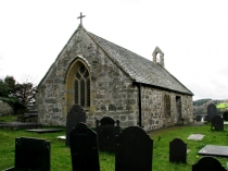 Picture of St Tysilio's Church, Church Island