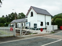 Picture of Tal-y-Cafn Station