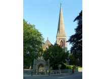 Picture of St Johns Church Colwyn Bay