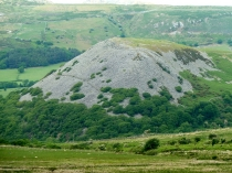 Dinas Iron Age Hillfort