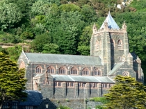 Picture of St Johns Church Barmouth