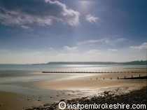 Picture of Amroth Beach