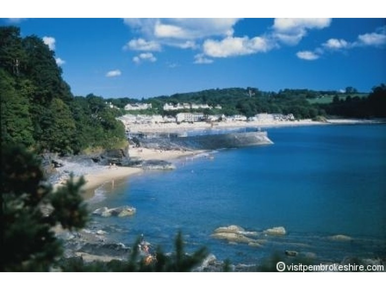Enlarged picture of Saundersfoot Beach