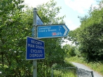 Picture of Cycle Trail to Coed y Brenin