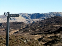 Picture of Hills above Beddgelert