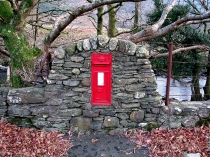Picture of Red Post Box
