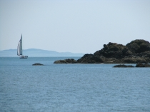 Picture of Sailing off Anglesey