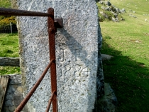 Picture of Stone Gate Post