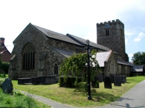 Picture of St Mary's Parish Church Conwy