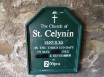 Picture of St Celynin's Church Services
