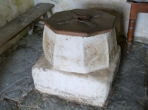 Picture of Medieval Stone Font