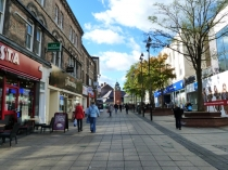 Picture of Bangor High Street