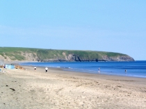Picture of Aberdaron Beach