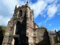 Picture of Bangor Cathedral