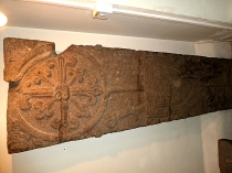 Picture of Medieval Knight Gravestone