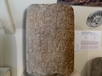 Picture of Roman Milestone