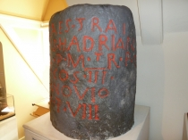 Picture of Hadrianic Milestone
